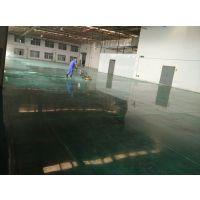 广州机场物流水泥地面起灰、起尘怎么办?地下车库混凝土地面硬化施工-图腾你地坪不二之选