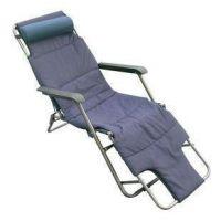 冲冠特价 加长加棉套178CM折叠床折叠躺椅午休椅行军床加固型