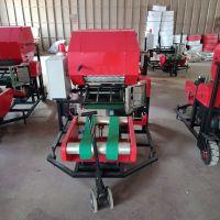 玉米秸秆包膜打捆机 山东曲阜生产打捆包膜机的厂家