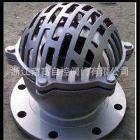 供应吸水底阀 H42W-2.5C DN300 法兰式底阀 厂家专业生产