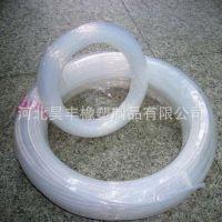 耐温200度 耐压10KV 防腐蚀 白色四氟套管 厂家现货直销
