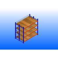中型三柱层隔钢丝网