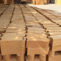 万能弧砖 耐火砖 C23 圆形组合耐火砖 盛钢桶圆形砖