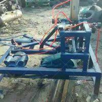 废旧轮胎胶液压立式切割机 厂家机械制造