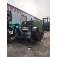 上海行走式捡拾打捆机生产