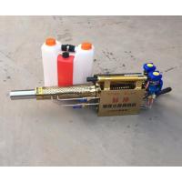 高功效喷药机 防腐蚀烟雾机 不锈钢弥雾机参数图