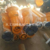 现货水泥螺旋输送泵 管式蛟龙粉煤灰输送机 可加工定制