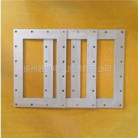 生产低价供应耐高温云母板异形加工件
