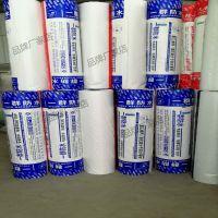 青岛聚乙烯丙纶防水卷材400g涤纶高分子防水卷材地下室卫生间用