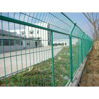 公路护栏网框网工矿安全防护小区别墅工厂围墙网果林安全网