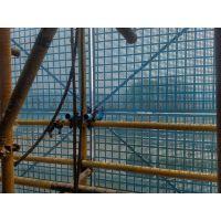 智能新型爬架网 全钢爬架网片 超高层外架施工网片 厂家直销