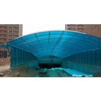 多凯钢结构厂房采光板frp采光带