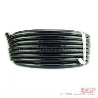 Driflex厂家直销线束软管电线套管波纹管平包塑金属软管防爆金属软管