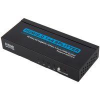 臻泓科技 HDMI一进四出分配器 hdmi厂家直销分配器切换器