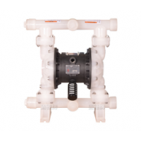 [厂家直销]耐腐蚀工程塑料QBY3-40SFFS边锋泵业广东区固德牌1.5寸气动隔膜泵