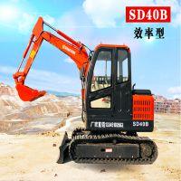 专业开坑开沟用小型挖掘机多少钱一台 高配置多功能小挖机价格表