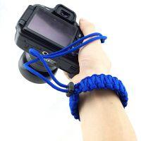 伞绳手工编织 单反摄影相机手腕带 微单挂绳 手机钥匙水壶
