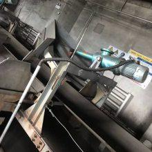 防爆电动犁式卸煤器 电液动双侧犁式卸料器 皮带机犁式卸料器