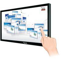 27寸智能会议平板触摸屏 商显触控一体机 液晶交互式电子白板 培训教学视频