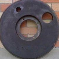 东硕机械供应喷浆机橡胶密封板