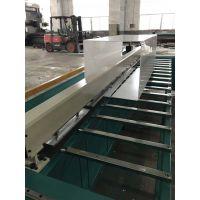 先进全自动塑料板材折弯机青岛红三阳PEPP板材折弯机