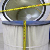 热卖现货销焊烟净化滤芯 除尘滤筒 防静电滤芯 耐阻燃滤筒