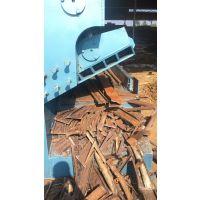 思路定做反手鳄鱼剪切机 600T全自动液压废铁剪切机快速不锈钢龙门切断机