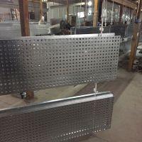 供应广汽传祺汽车展厅外墙装饰冲孔镀锌钢板天花指定450x1800mm规格