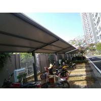 优质电动车雨棚 停车棚 雨阳棚专业厂家