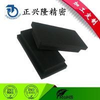 工厂定做黑色网格橡胶脚垫 3M自粘脚垫 橡胶防滑垫 耐磨减震垫
