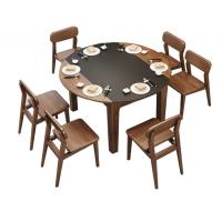 倍斯特简约现代实木餐椅创意中餐湘菜休闲奶茶甜品厂家定制