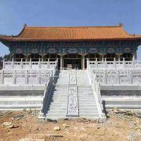 石雕栏杆厂家供应青石栏杆 楼梯两侧安全护栏 石头护栏价格