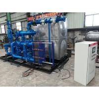 换热系统板式换热机组厂家选型制造BeWW-CN280X2