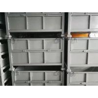 废料箱 铁皮框子 金属网箱 周转筐 仓储笼 汽车零件周转箱 冲压件铁箱