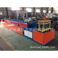 地鑫机械生产定做500型大方板压瓦机 外墙装饰彩钢板设备