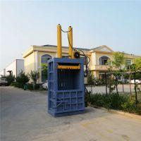 60吨立式液压废纸打包机塑料瓶打包机厂家