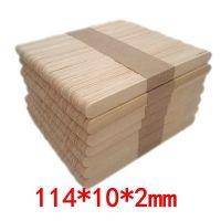 雪糕棒木棍批发定制 木棒手工木制品模型雪糕棒木质挂件 定制