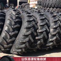 供应前进大力士14.9-28 农用车轮胎 人字拖拉机轮胎R-1C R-1G