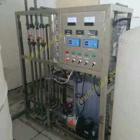 河南3吨反渗透纯净水处理加工设备 高质低价 支持技术加工