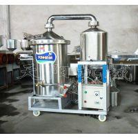 蒸酒机蒸酒视频 小型商用蒸酒设备
