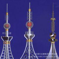 『品质』造型塔、楼顶(地面)不锈钢工艺塔、装饰塔、外型景观塔