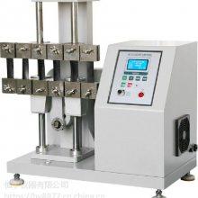 ASTM-D813 东莞 恒宇 HY-760B 橡胶材料曲折试验机