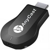 5G双频anyCast无线WiFi同屏器适用苹果手机Airplay推送宝工厂直销