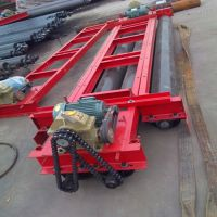 山东名鑫6米三辊轴摊铺机 混凝土路面整平机 长度可定制