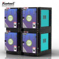快霸(Kuarbaa) 28000风量油烟净化器UV光解餐饮饭店工业除味设备机