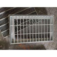 厂家直销镀锌钢格板井盖道路格栅板防滑排水沟钢格栅盖板来图定制