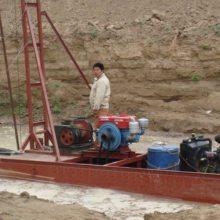 凯翔 小型抽沙机械 自抽自卸抽沙机械 小型抽沙机械价格