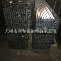 优质方管q235方管 矩形管 焊接方管 23*23*0.5无锡方矩管厂