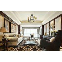 今日推荐:温馨大气的传统美式风格家居装修设计