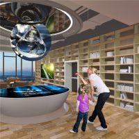 专业艺术馆/教育文化基地/图书馆/美术馆 智能化设计施工服务商